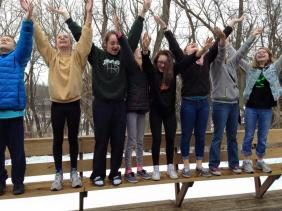 Confirmation Retreat 2015