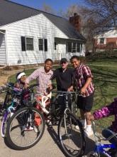 Bicycle Recipients 4/2015