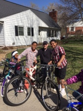 Bicycle Recipients 4/2015