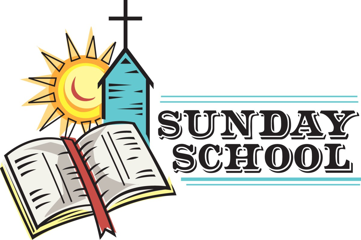Sunday School Wrap-up