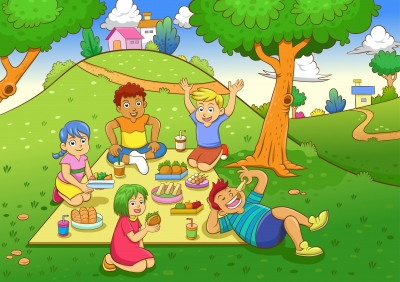 North Liberty Summer Lunch and FunProgram