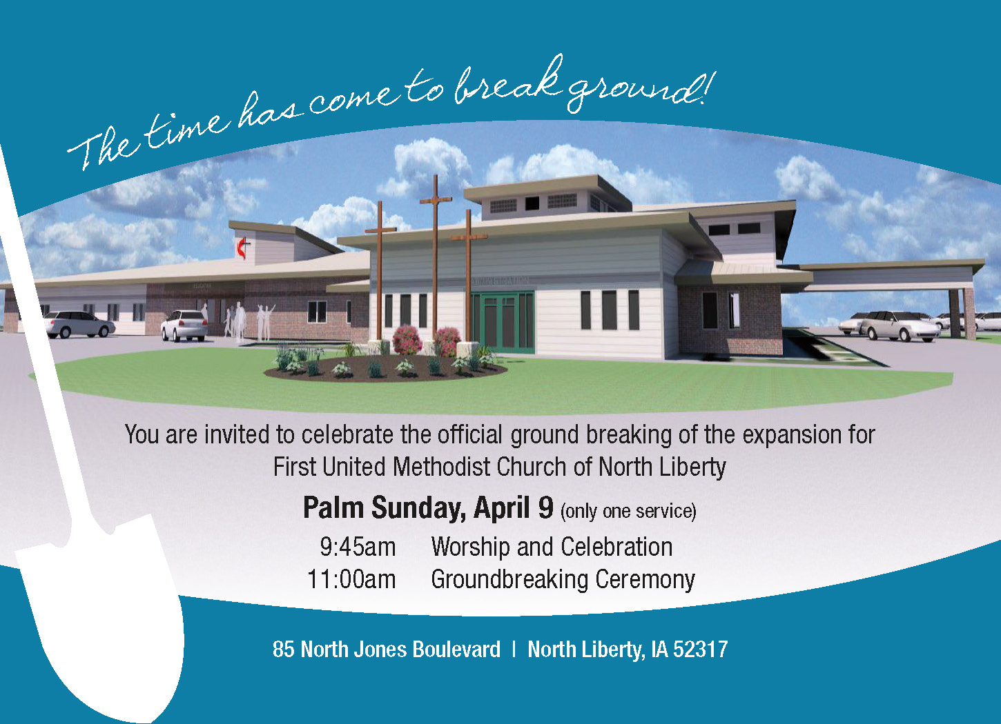 29145 First United Methodist groundbreaking invite_WEB